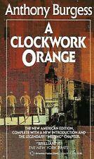 A Clockwork Orange by Anthony Burgess (1988, Paperback, Revised)