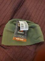 POLARTEC USGI Fleece Watch Cap Hat / Beanie Cold Weather PT Sage Green