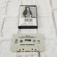 BARRY GOUDREAU Self-Titled Cassette Tape Boston
