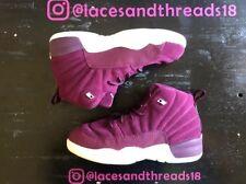 Kids Jordan 12 Retro BP 151186-617 Bordeaux Brand New Size 1y