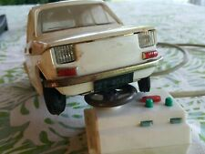 VINTAGE FIAT 126p POLSKI LARGE PLASTIC TOY 1976 BATTERY OPERATED REMOTE POLAND
