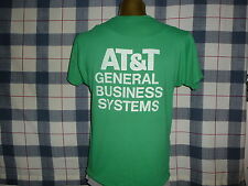 vintage 80s PROJECT MIRACLES AT&T GENERAL BUSINESS SYSTEMS T SHIRT M