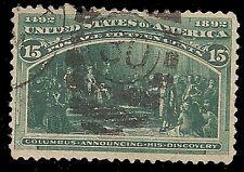 U.S. USED 238              (R1025)