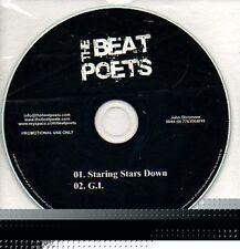 (P657) The Beat Poets, Staring Stars Down - DJ CD