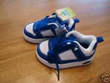 Toddler boys The Children's Place sneakers shoes 13 NEW royal blue white