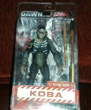 neca Dawn war of the Planet of the Apes movie hot Maurice Koba Ceasar rare! moc