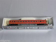 Kato n scale 6041-2 Kiha 52 Metropolitan Color  / Japanese n gauge
