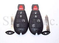 Original DODGE smart key FOBIK Keyless GO entry remote fob transmitter 05026538