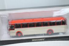 MINICHAMPS  * MERCEDES-BENZ O 317 K BUS  * 1966 * 1:43 * OVP * LIMITED
