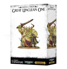 Chaos Daemons:  Great Unclean One a Games Workshop  miniature