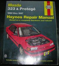 2003 mazda protege haynes manual
