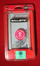 Ballistic Jewel  Essence Series Case for LG X Power  - Clear/Silver Whispers