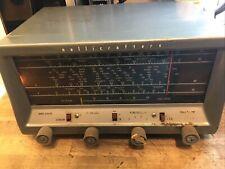 Vintage Hallicrafters Model S-38E Shortwave Ham Radio Receiver  USABLE Radio