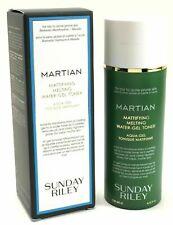 Sunday Riley Martian Mattifying Melting Water-Gel Toner, 4.4 oz Genuine