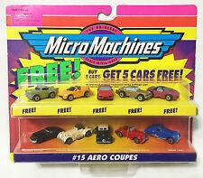 NEW SEALED MICRO MACHINES PHANTOM CORSAIR PACKARD DARRIN TALBOT LAGO 57 CHEVY ++