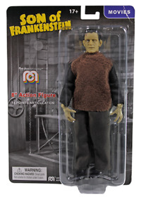 """Mego Movies Wave 12 - Universal Monsters Son of Frankenstein 8"""" Action Figure"""