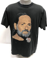Willie Nelson VTG Branson MO Bus Tour Screen Stars XXL Men's Tee T-Shirt