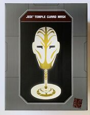 Star Wars Galaxy's Edge Exclusive Jedi Temple Guard Mask Disney Parks In Hand