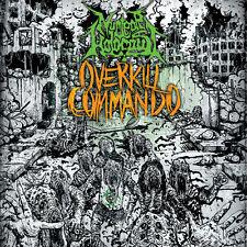 NUCLEAR HOLOCAUST - Overkill Commando - CD - DEATH METAL