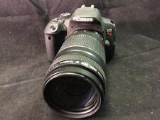 Canon EOS Rebel T5i w/ 75-300mm Lens, 18.0MP Digital SLR Camera - Black