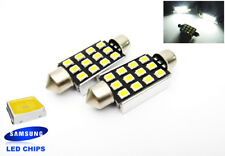 SAMSUNG 12 SMD High Power LED 578 211-2 For CHEVROLET Interior Dome Light 42mm