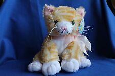Cute Ginger Kitten Cat Soft Toy