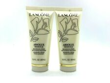 Lot/2 Lancome Absolue Advanced Cream Foam Cleanser ~ 2 oz x 2 ~