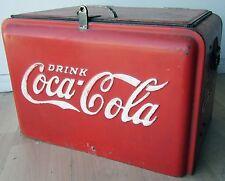 Coca-Cola Westinghouse Junior Cooler circa 1950's