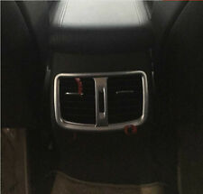 Matt Interior Rear Air Condition Vent Cover Trim 1pcs For Hyundai Tucson 2016