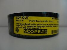 COP OUT (2010) 35 mm Movie Trailer #1 film collectible SCOPE 2 min 27 secs