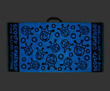 SCOTTY CAMERON - TOWEL - DANCING JACKPOT JOHNNY - BLUE/BLACK(BLUE)