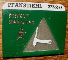Stereo PHONOGRAPH Needle 272-SS77 for BSR ST8 ST9 ST10 EV2425 EV2424 N165 N160