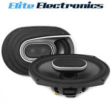 "Polk Audio MM692 6x9"" 450W 3-Way Speakers Ultra Marine Certification"