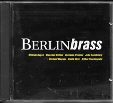 CD Berlin Brass 'Boyce, Bellini, Wagner, Puccini, remontez, launchbery...' NEUF/NEW