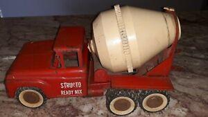Vintage Structo Ready Mix Truck