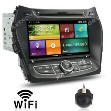 Car DVD GPS Stereo Radio Nav For Hyundai IX45 Santa Fe 2013 - 2016