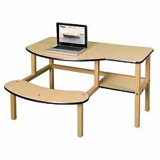 Wild Zoo Pre-School Buddy Computer Desk