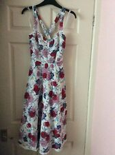 Ladies Summer Dress Size 8