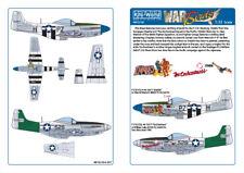 "KIT-mondo Decalcomanie Mustang 1/32 P-51D - ""DIABLO"" -"" L' incantatrice'S # 32120"