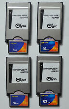 4 GB 8 GB 16 GB 32 GB PCMCIA Adapter Comand APS Mercedes Benz