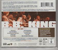 Live at the Royal Albert Hall 2011 by B.B. King Cd + Dvd New Sealed