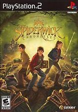 Spiderwick Chronicles (Sony PlayStation 2, 2008)  COMPLETE