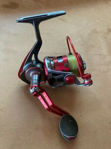 UNBRANDED Spinning Fishing Reels Metal Body Left/Right Interchangeable