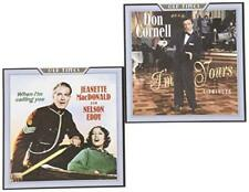 Don Cornell/Eddy And Mcdonald - I'm Yours/When I'm Calling You (NEW 2CD)