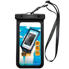 Spigen VELO A600 Waterproof Pouch - Black