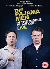 DVD:THE PAJAMA MEN - IN THE MIDDLE OF NO ONE - NEW Region 2 UK