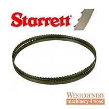 Starrett Bandsaw Blade 1712mm x 10mm x 6tpi fits Charnwood W715 Metabo BAS261 St