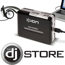 Ion Audio Tape Express Plus Tape-to-Digital Converter & Player (REFURBISHED)