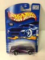 Hot Wheels 2001 Collector #146 Chevy Camaro Z28 Die-Cast Metal Car Mattel 1:64