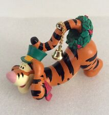 Disney Tigger Ornament Wreath And Bell On Tail